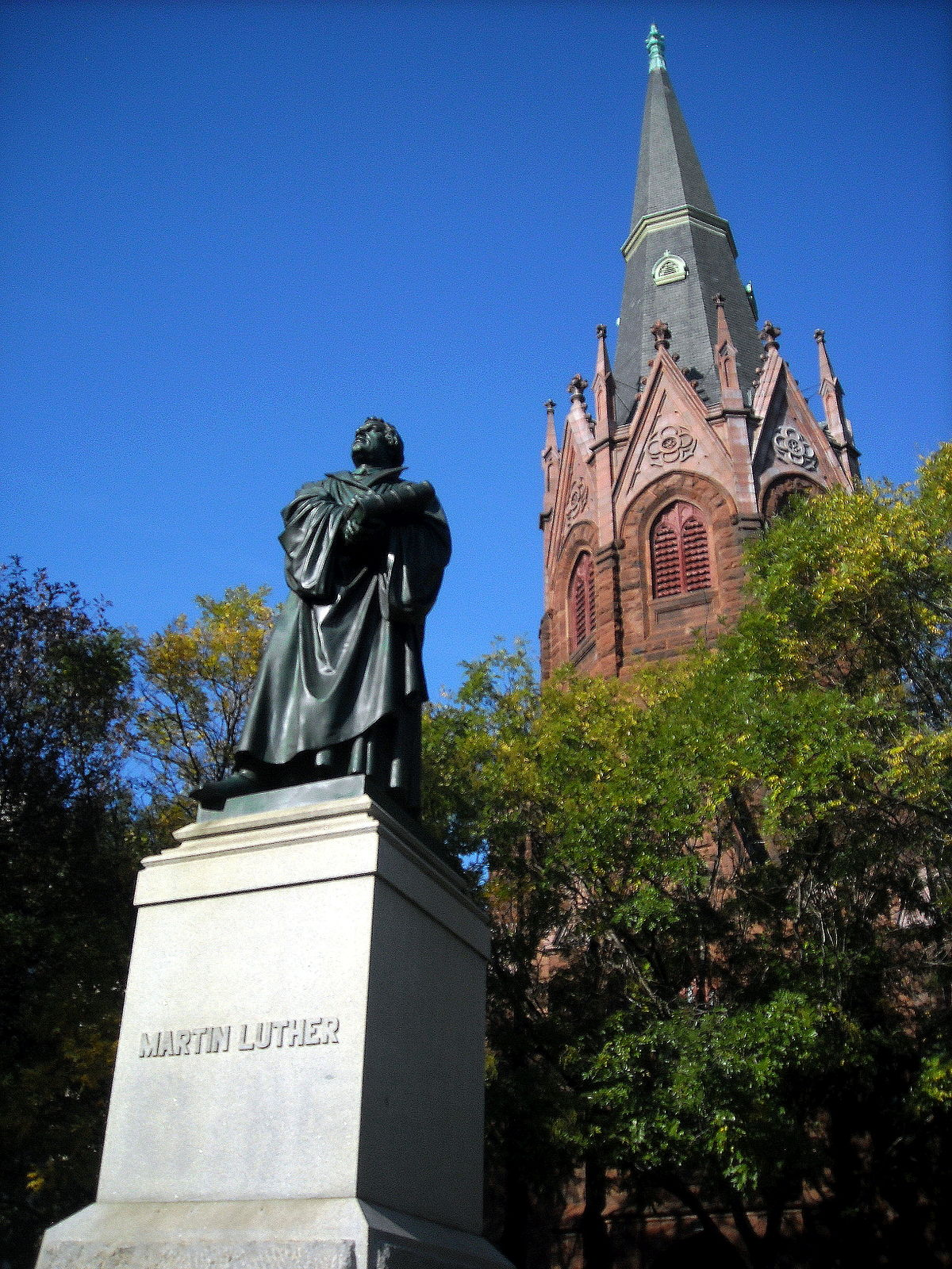 Luther Place Memorial Church - Wikipedia