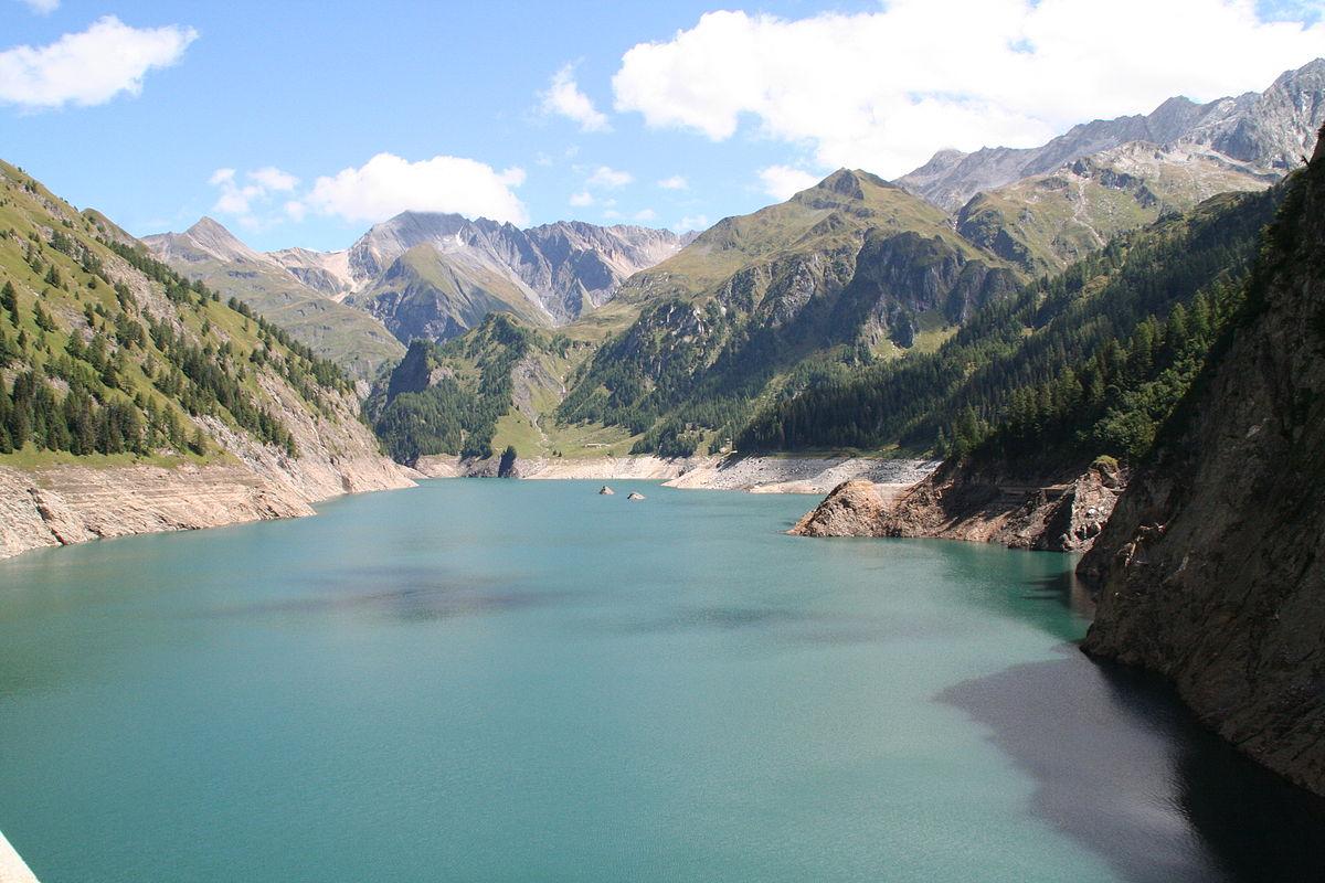 lago di luzzone wikipedia