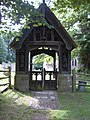 Lych gate, Beckley Church - geograph.org.uk - 892334.jpg