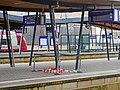 Mémorial de fortune gare de Luxembourg.jpg