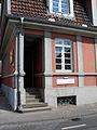 Mühlenstraße 25, Celle, hier wohnte Dr. Julius von der Wall, Flucht 1939 Holland, deportiert, ermordet in Auschwitz, Else geb. Lang, Paula Strupp, Theresienstadt, II.jpg
