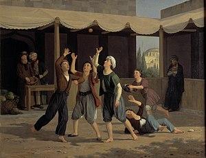 Adam August Müller - Image: Müller Aladdin 1831