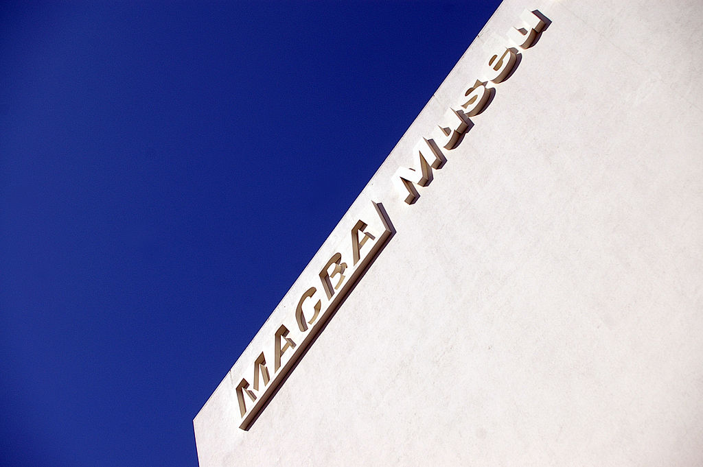 MACBA, musée d'art contemporain à Barcelone - Photo de Lali Masriera