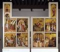 MCC-42339 Middelrijns altaar, annunciatie met afzonderlijk bovenstuk waarop God de Vader en vier engelen (3).tif