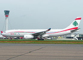 MEA - Middle East Airlines, Airbus A330-243, OD-MEB - LHR.jpg