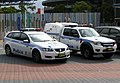 MF 6 Holden Omega Sportswagon ^ RH15 Ford Ranger - Flickr - Highway Patrol Images.jpg