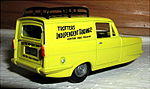 Reliant Supervan  English Mail Car