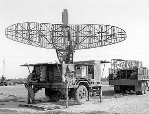 MIM-23 Hawk - A Hawk PAR radar