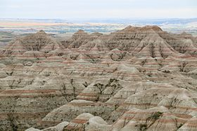 Image illustrative de l'article Parc national des Badlands