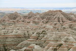 Badlands National Park - Badlands National Park
