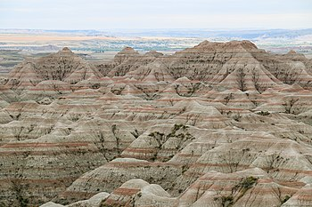 Badlands-Nationalpark (South Dakota)