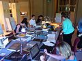 MNAC Museum Editathon with JHU Students (13).JPG