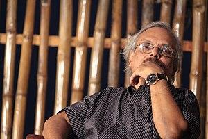 M. Mukundan - Image: M mukundan in kozhikode
