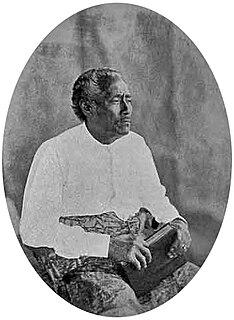Enele Maʻafu Tongan chief
