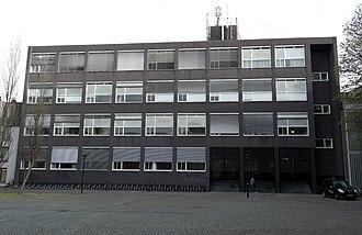 Maastricht Academy of Fine Arts - Image: Maastricht, Herdenkingsplein, Stadsacademie 10