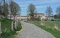 Maastricht, Linie van Du Moulin, zicht richting Cabergerweg.JPG