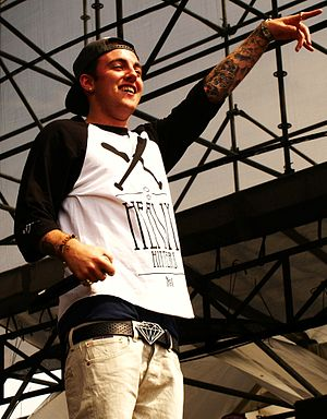 Mac Miller - Miller performing at the NYC Governor's Ball, June 18, 2011