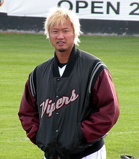 Mac Suzuki Japanese baseball player