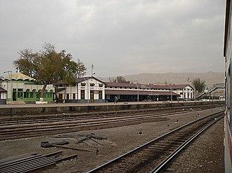Machh - Mach railway station