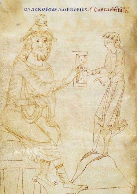 Macrobius and Eustachius