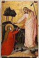 Maestro della crocifissione lehman, noli me tangere, 1370-75 ca.jpg