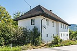Magdalensberg Ottmanach 2 Pfarrhof SW-Ansicht 18072015 5886.jpg