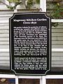 Magevney House Memphis TN kitchen garden sign.jpg