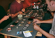 Giocatori di Magic: l'Adunanza.