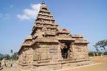 Mahabalipuram Sea Side Temple.JPG