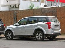 Mahindra Xuv500 Wikipedia