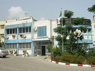 Tichy Place in Béjaïa, Algeria