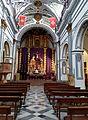 Malaga ig Sn Juan Bautista f01-vista hacia el altar mayor.jpg