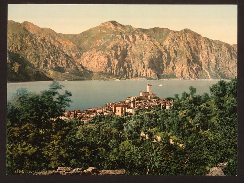 Malcesine, Lake Garda, Italy-LCCN2001700817
