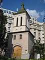 Manastirea Mihai Voda prezent clopotnita.jpg