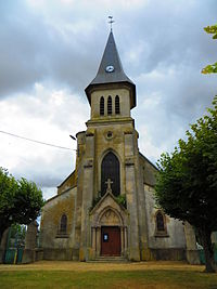 Manheulles L'église de l'Assomption de la Vierge.JPG