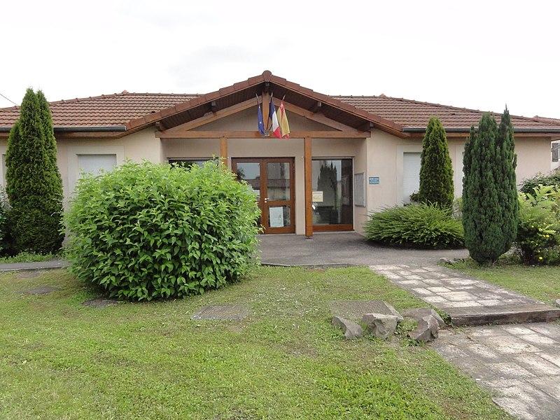 Manonviller (M-et-M) mairie annexe