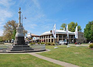 Mansfield, Victoria Town in Victoria, Australia