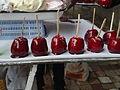 Manzanas acarameladas en Cuenca.JPG