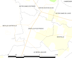 Map commune FR insee code 14608.png