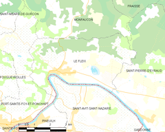 Map commune FR insee code 24182.png