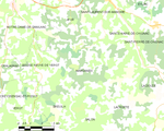 Map commune FR insee code 24258.png