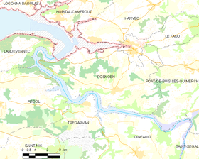 Map commune FR insee code 29240.png