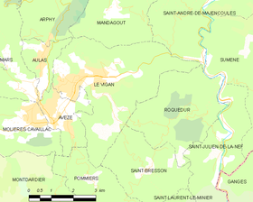 Map commune FR insee code 30350.png