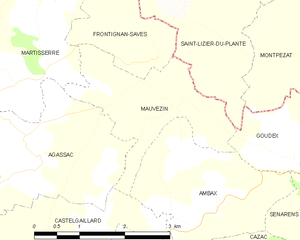 Map commune FR insee code 31333.png