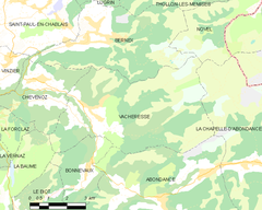 Map commune FR insee code 74286.png