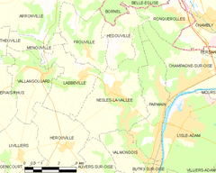Map commune FR insee code 95446.png