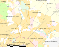 Map commune FR insee code 95585.png