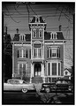March 1960 FRONT FACADE - Emily Smith House, 29 Remson Avenue, New Brunswick, Middlesex County, NJ HABS NJ,12-NEBRU,16-1.tif