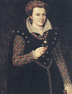 Marfisa d'Este - Portrait of Marfisa d'Este