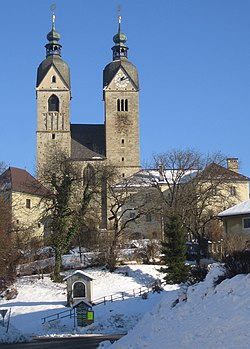 Church of Maria Saal (Gospa Sveta)